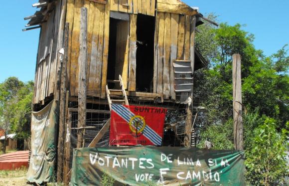 """Los """"votantes de Lima"""" se sienten decepcionados con el intendente. Foto: L. Pérez"""