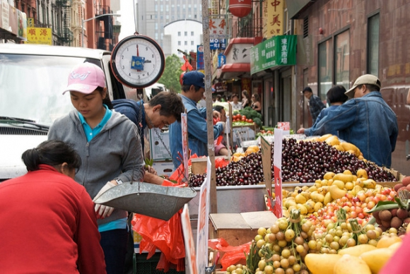 El IPC de China subió un 1,7% interanual en noviembre. Foto: Flickr
