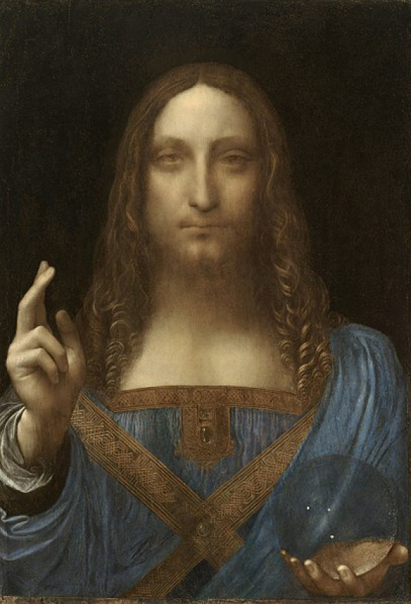 Leonardo da Vinci [Public domain], via Wikimedia Commons