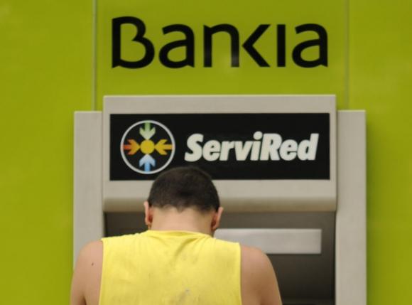 Bankia. Foto: AFP