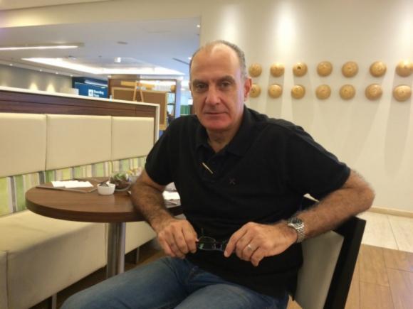 Eduardo Belza, gerente deportivo de la AUF