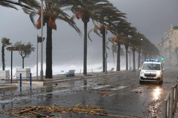 Niza. Foto: AFP
