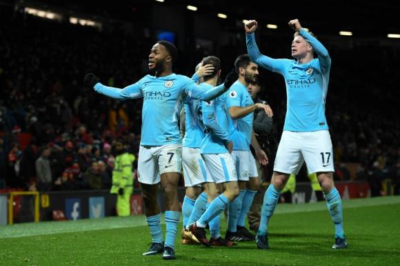 Manchester City va por todos los récords en la Premier League