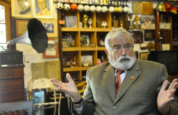 Julio Sánchez Padilla. Foto: Archivo