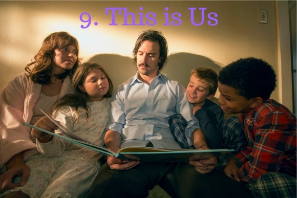 This is Us. Series del año