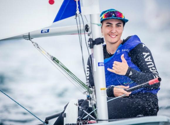 Dolores Moreira logró la medalla de plata en Sanya, China