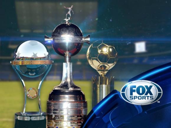 Fox Sports televisa los torneos continentales