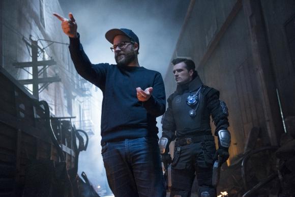 Seth Rogen, productor y director de Future Man