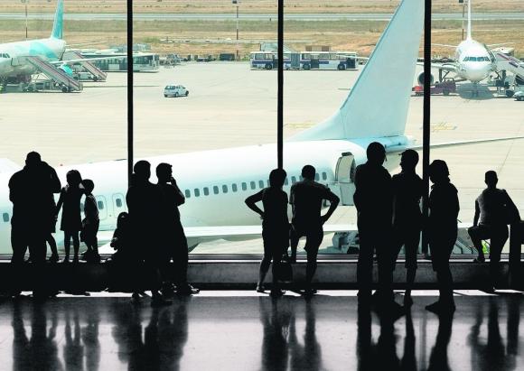 La periodista y documentalista Julieta Rudich considera que vivir en dos países permite ir más liviano de equipaje. Foto: Archivo
