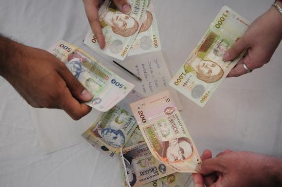 A las tasas que brindan los instrumentos financieros se le debe descontar la inflación. Foto: M. Bonjour