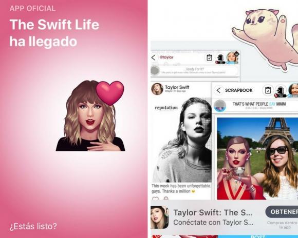 App Taylor Swift