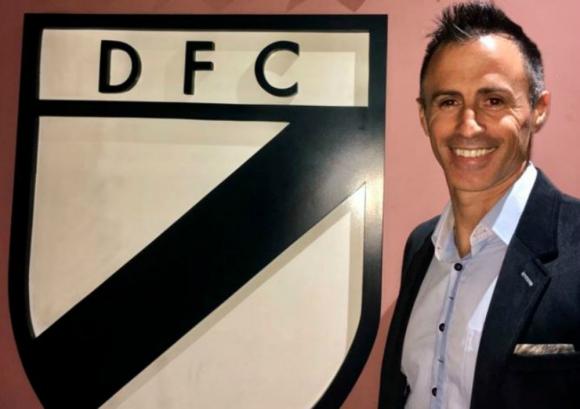 Pablo Peirano es el nuevo técnico de Danubio