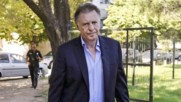El empresario kirchnerista se entregó luego que la Justicia pidiera su detención. Foto: La Nación / GDA