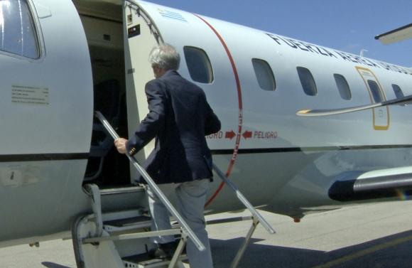 El presidente Tabaré Vázquez fue a Brasilia a la cumbre del Mercosur. Foto: Presidencia