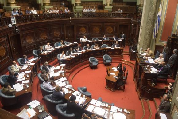 El senador Bordaberry planteó que se aumente de 60 a 62 la edad de jubilación. Foto: F. Flores