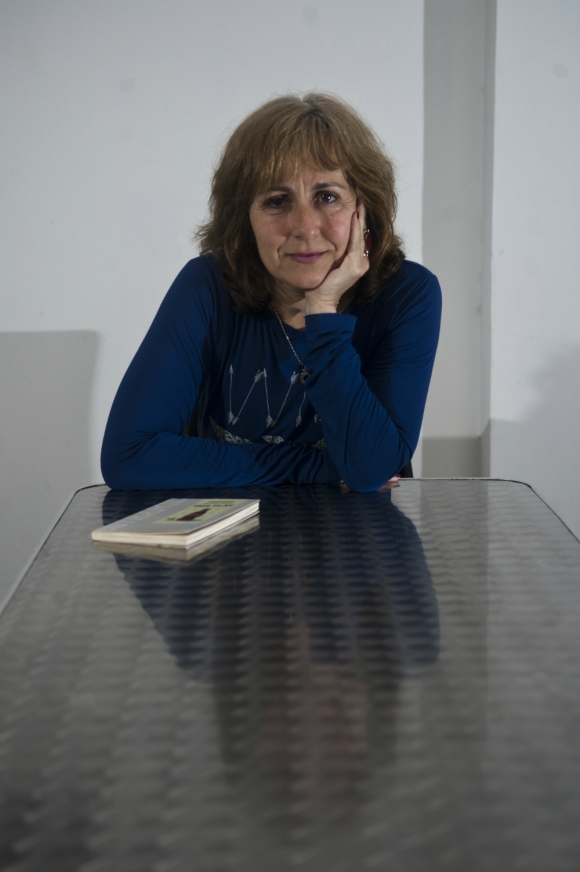 Mercedes Estramil, una narradora que se afirma en cada nueva obra.