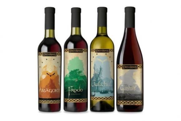 Son cuatro variedades, cada una inspirada en uno de los personajes creados por Tolkien: Aragorn, Frodo, Galadriel y Gandalf