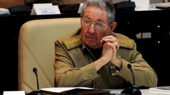 Raúl Castro. Foto: Reuters