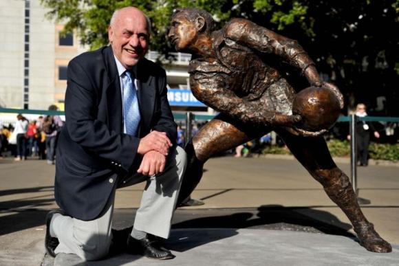 Ken Catchpole. Foto: ABC.net.