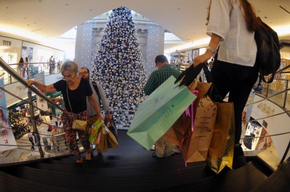 Consumo: una de las posibilidades es que el uruguayo gasta más. Foto: F. Ponzetto