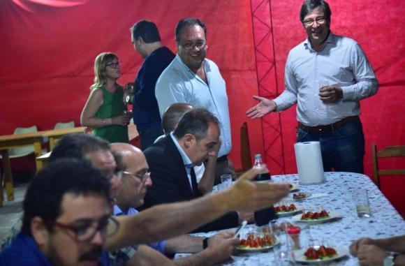 Se reunieron en la sede del FA de la departamental de Montevideo. Foto: Comunicación Frente Amplio