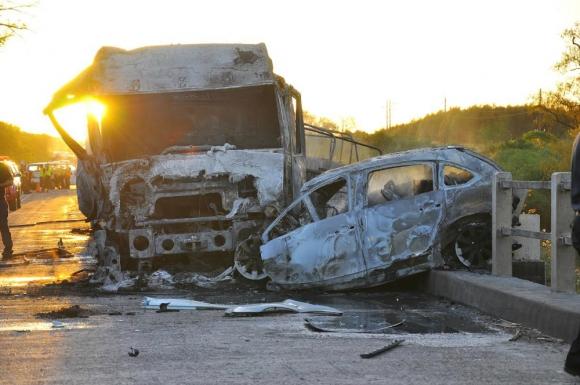 Hubo 35 fallecidos menos en el tránsito respecto al año anterior