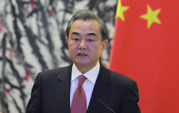 El canciller chino participará en enero de una reunión con sus pares latinoamericanos. Foto: Archivo El País