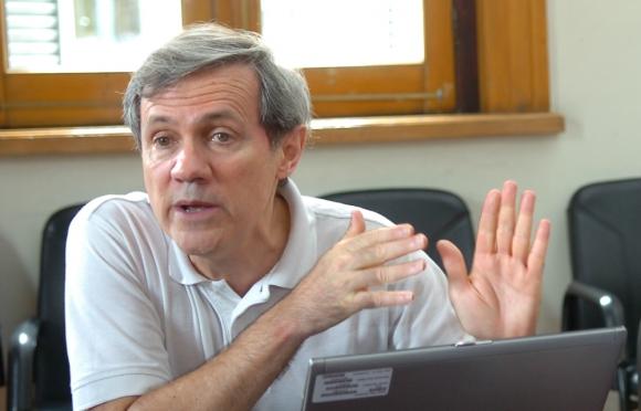 Rodrigo Arocena: elaboró el documento que sirve de base. Foto: archivo El País
