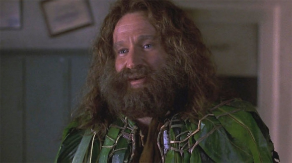 Robin Williams en Jumanji