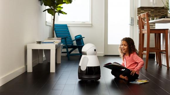 El robot graba todo lo que ve. Foto: Mayfield Robotics