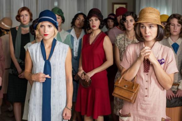 Las chicas del cable. Foto: difusión