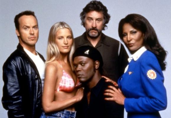 """El elenco principal de """"Jackie Brown"""""""