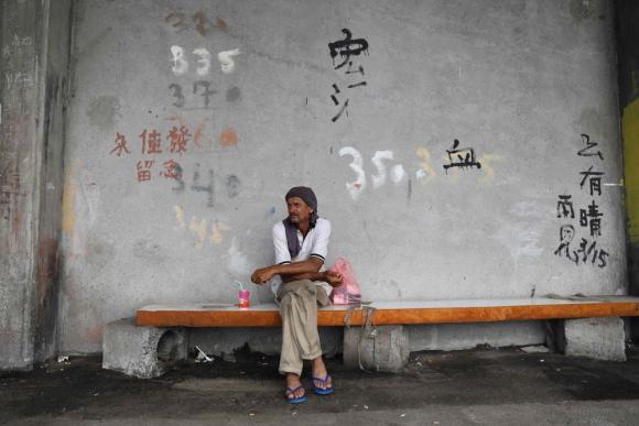 Zbigniew Reket. Foto: AFP