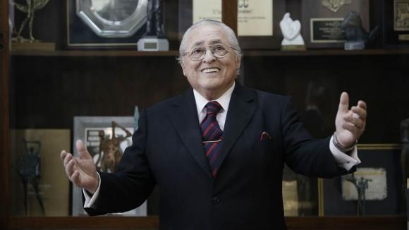 Letra y música. Sciammarella creó 500 jingles en 60 años de trayectoria.