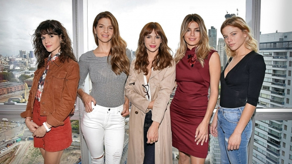 elenco de la telenovela Las Estrellas
