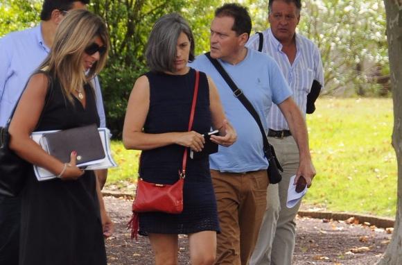 Padres de Lola esperan que con cambio de juez se reactive la causa. Foto: R. Figueredo