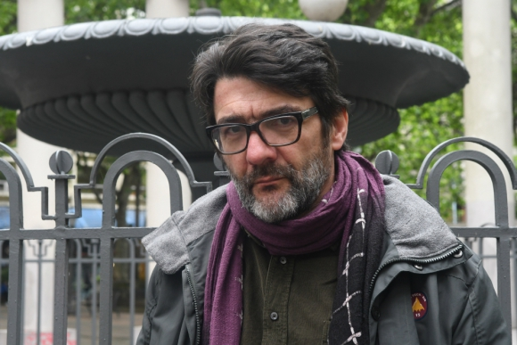 César Troncoso