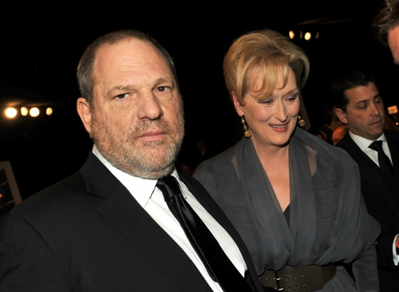 Meryl Streep es una de las impulsoras de Time's up. Foto: AFP
