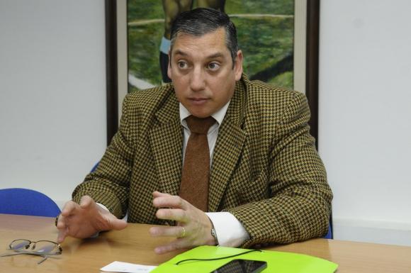 Intendente Carlos Enciso. Foto: Archivo El País