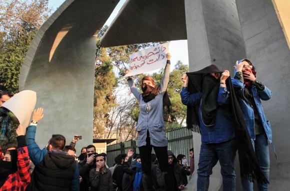 Las manifestaciones se repiten en varias ciudades del país desde el jueves. Foto: AFP