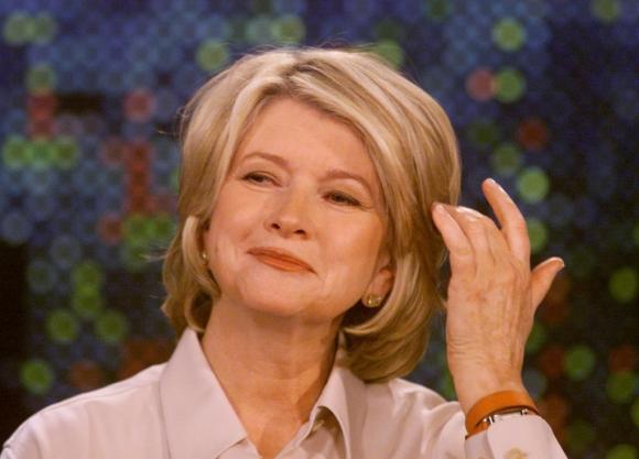 Martha Stewart. Foto: AP Photo/CNN, Rose M. Prouser