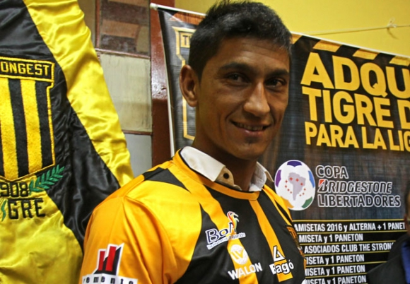 Luis Maldonado. Foto: Bolivia.com.