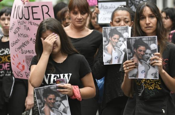 Movilizados: por cada femicidio centenares de personas salen a las calles. Foto: F. Ponzetto