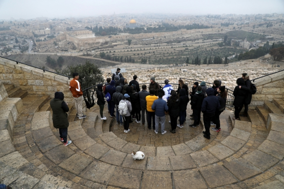 Enmienda a la Ley Básica, fija mayoría especial si pretenden dividir la ciudad. Foto: Reuters