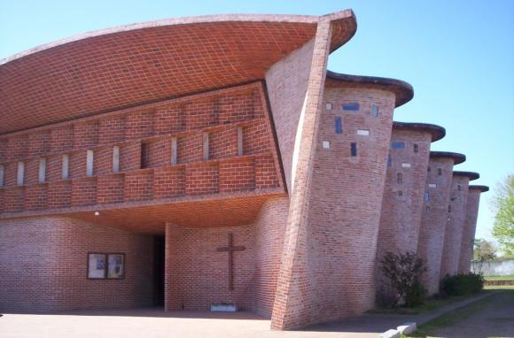 Iglesia de Atlántida