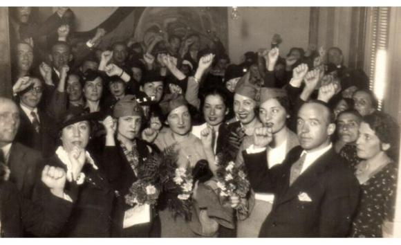 Voluntarios uruguayos