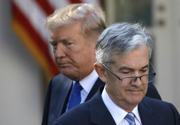 Powell: desde febrero será el presidente de la Reserva Federal. Foto: Reuters