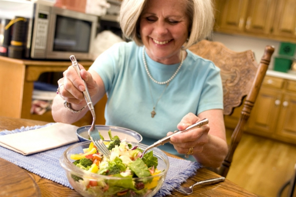 La comida influye en el ánimo de las personas