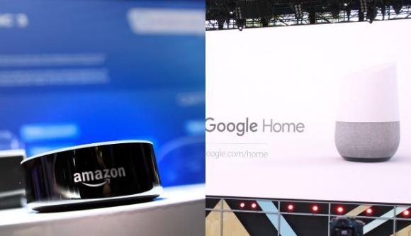 Google no reveló las cifras de venta del Home Mini, pero la portavoz de Google Home indicó que la firma está muy contenta con las ventas. Foto: AFP