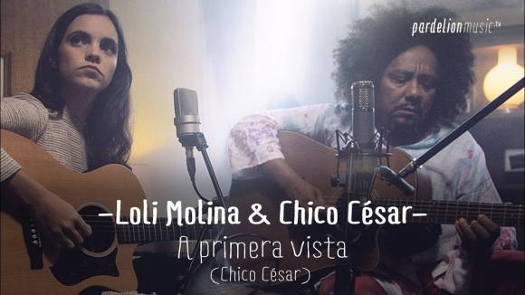 Chico César y Loli Molina